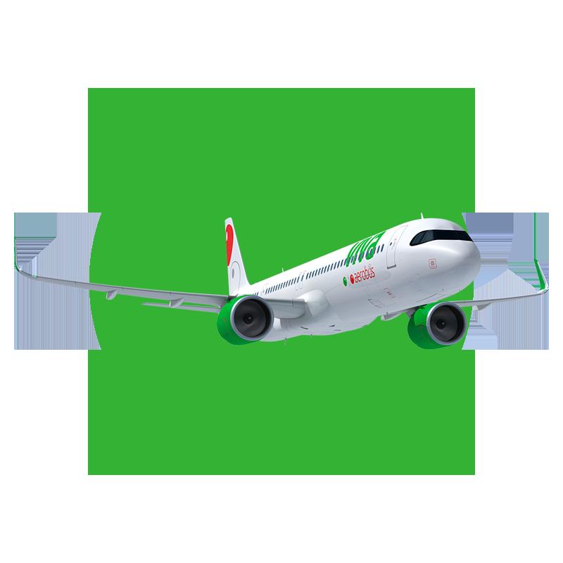 A321 Verde